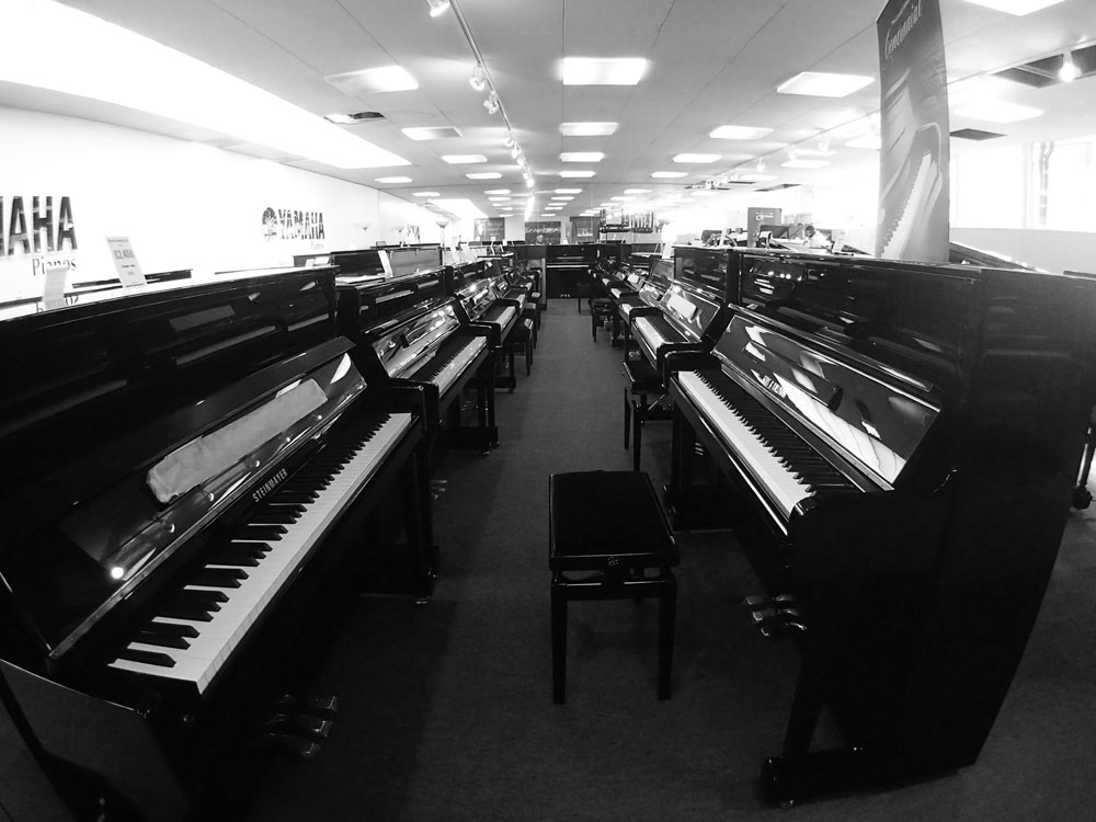 Surbiton Piano Showroom Slide 3