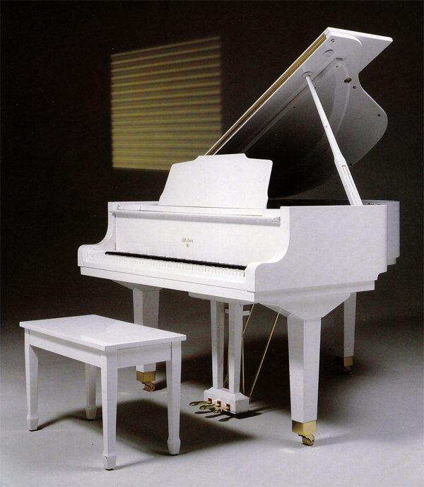 Weber W150 WHP Grand Piano
