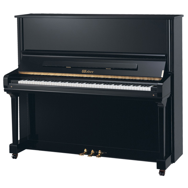 Weber-W131-BP-Professional-D-Series-Upright-Piano