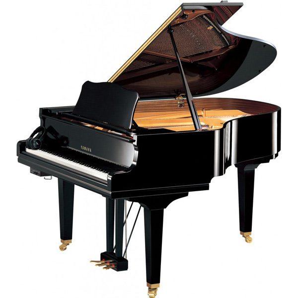 Yamaha GC2 SH2 Silent Grand Piano