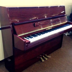 Steinmayer S108 upright piano c.2014