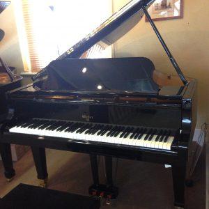 Weber W150 Baby Grand Piano c.2012