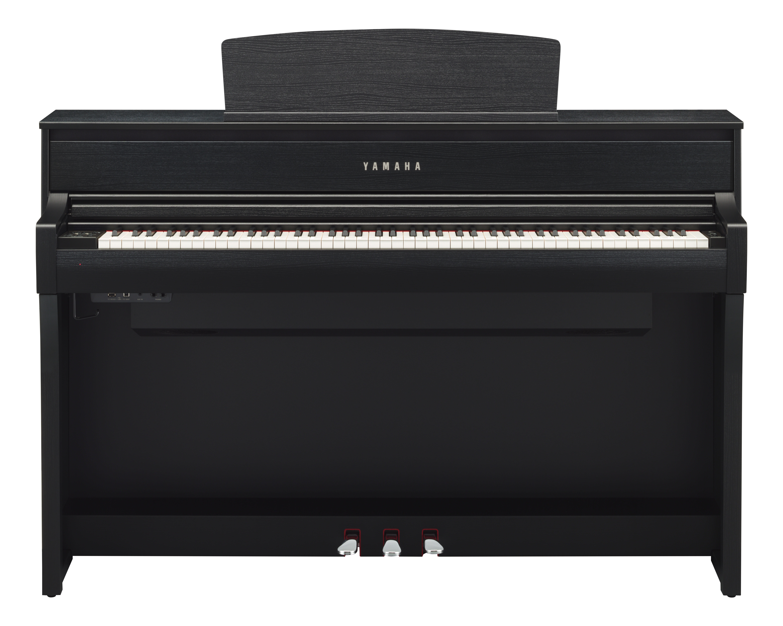 Yamaha clavinova clp 675 digital piano black finish for Yamaha clavinova dealers
