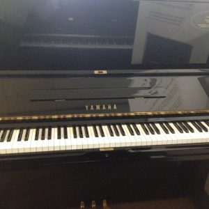 Upright Piano Yamaha U3 Second Hand